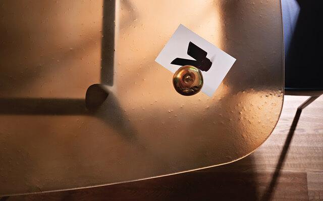 Magma sohvapöytä amber